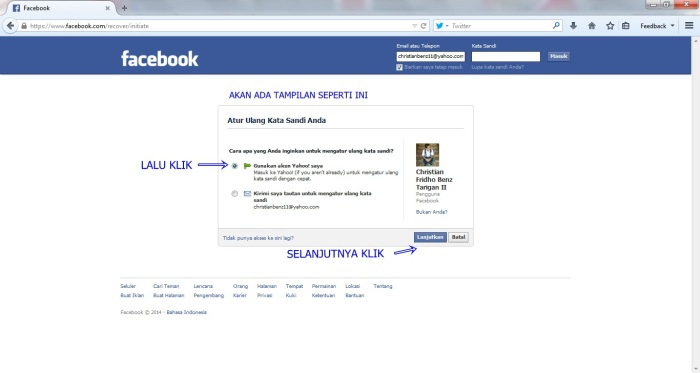 images Lupa pasword FACEBOOK 3