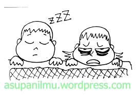 Gambar Tips Lawan Insomnia