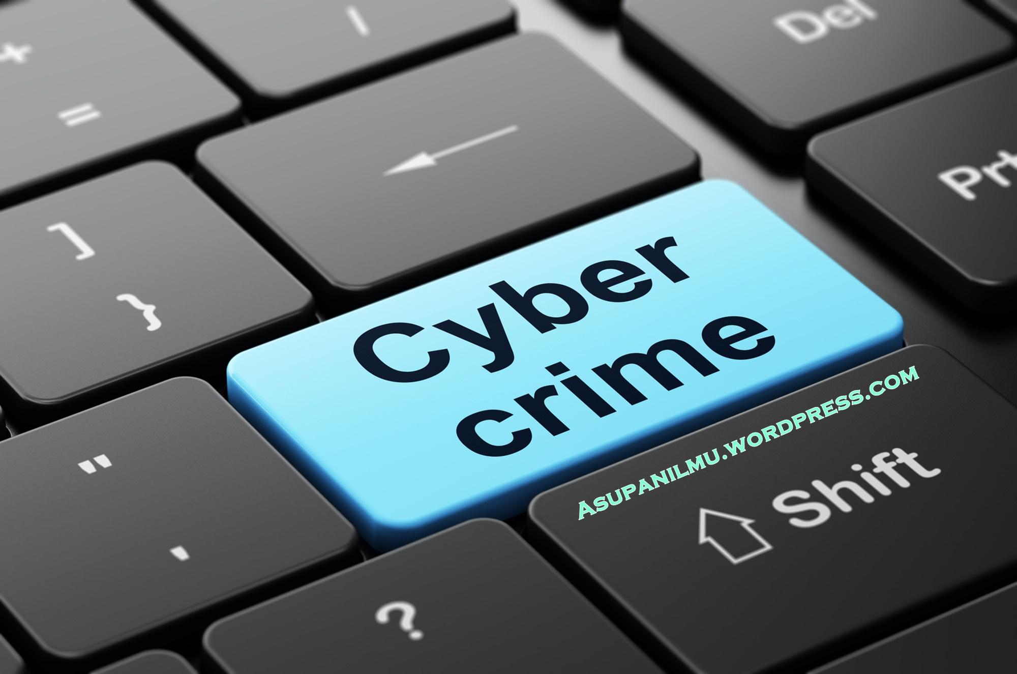 Anda Korban Kejahatan Internet Lapor Ke Cyber Crime Mabes Polri